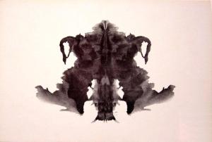 Lámina nº4 del Test de Rorschach